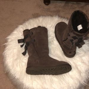UGG Shoes - UGG Bailey bow boots